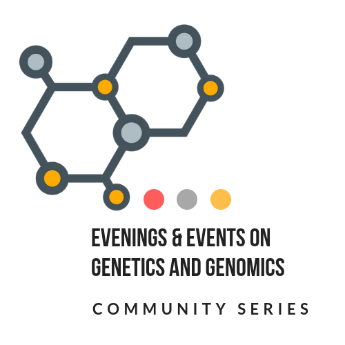 Genetics and Genomics Series Logo